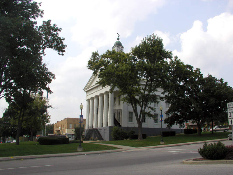 Orange County In Courthouse