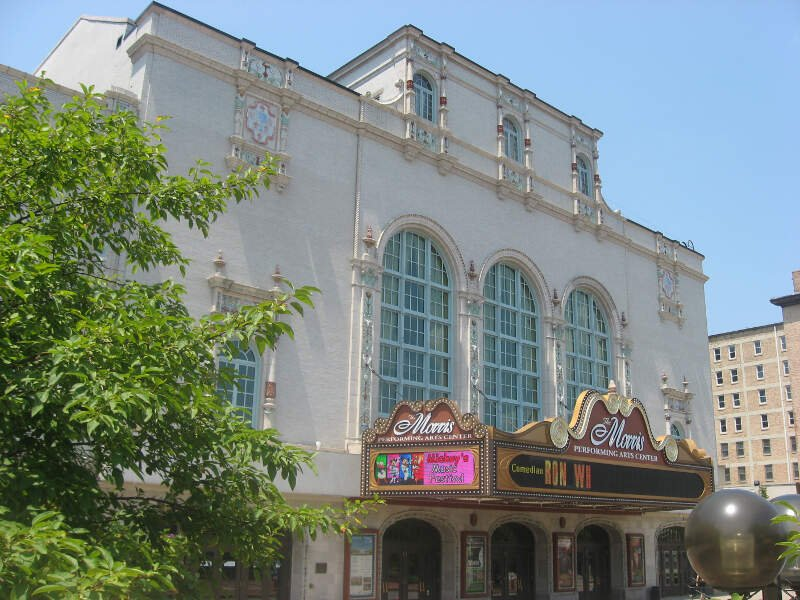 Palace Theaterc Morris Performing Arts Centerc In South Bend