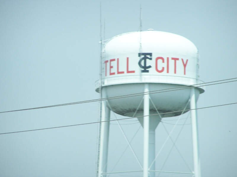 Tell City Watertower