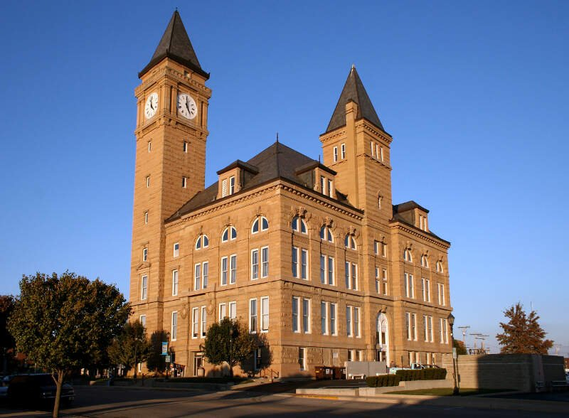Tipton County Courthouse