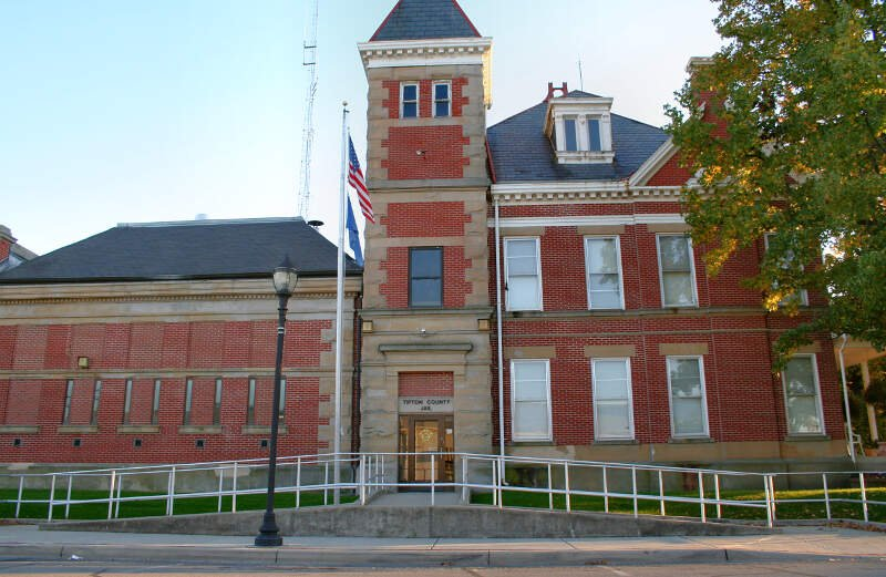 Tipton Indiana County Jail