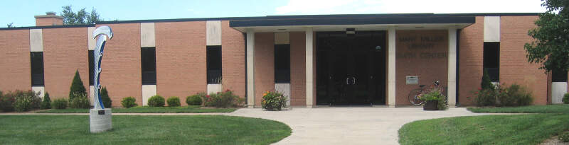 Hesston Mary Miller Library