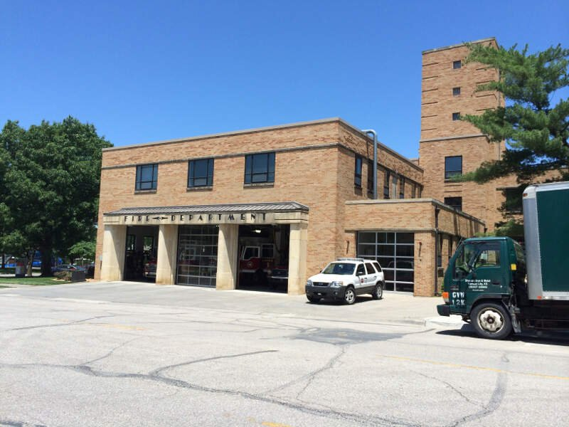 Lawrence Fire Station No
