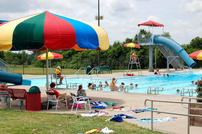 Aquatic Center Louisburg
