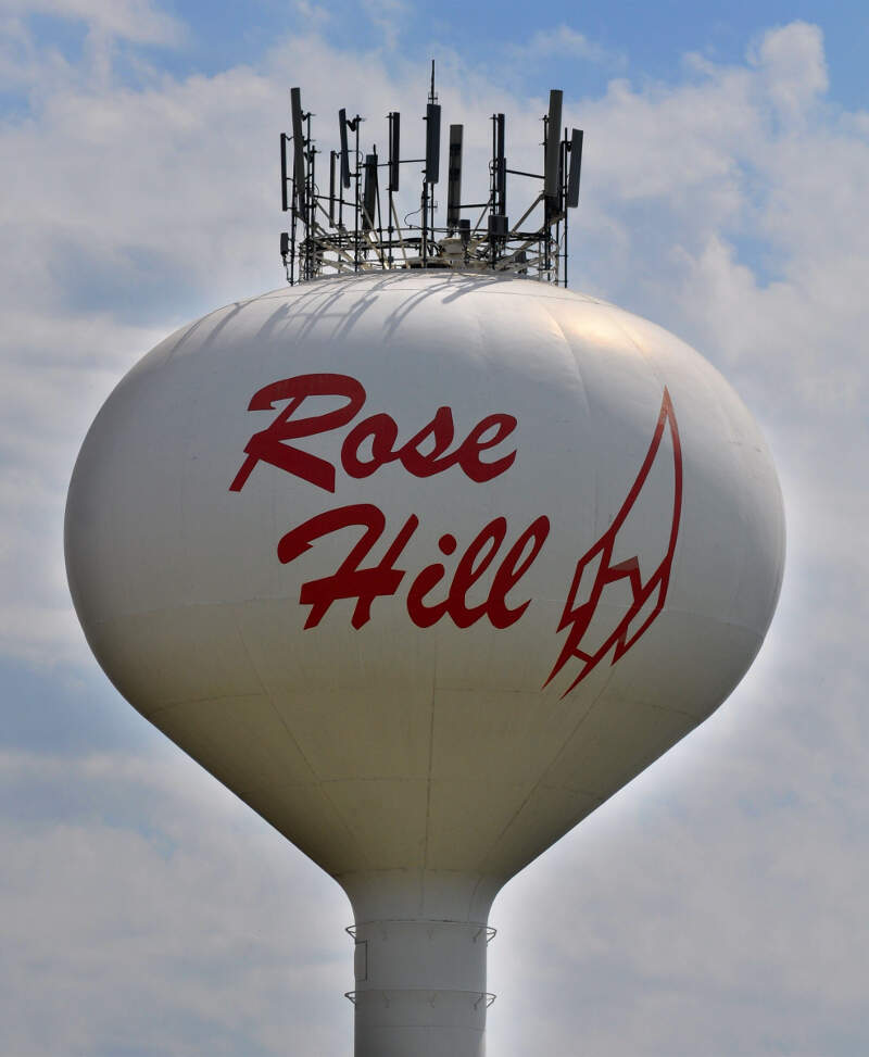 Rose Hill, KS