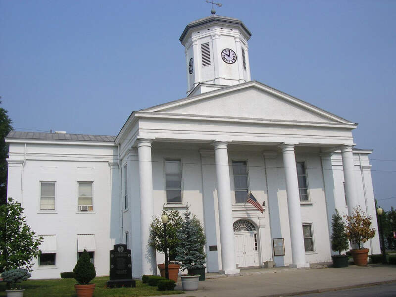 Harrison County Kentucky Courthouse