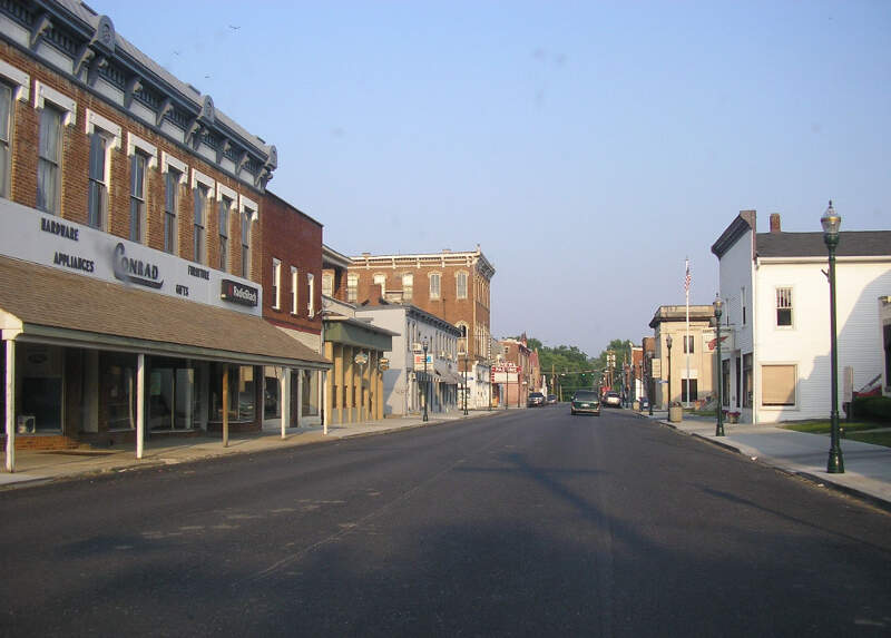 Falmouth, Kentucky