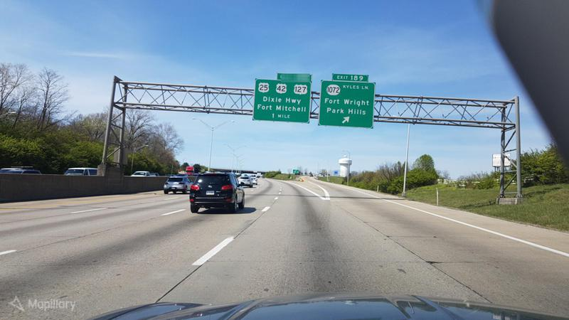 Southbound Interstate  And  At Kyles Lane   Mapillary Wnqbrmnnajrqabbziw