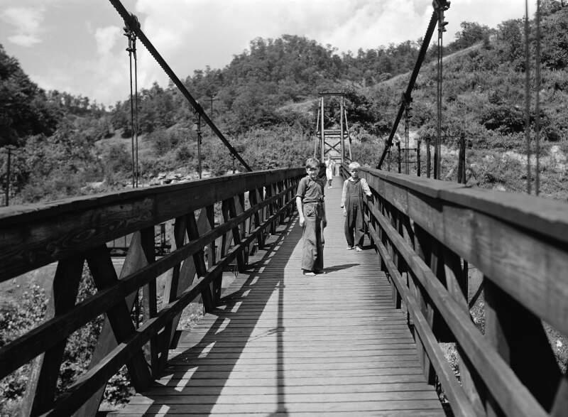 Hazard Kentucky Bridge