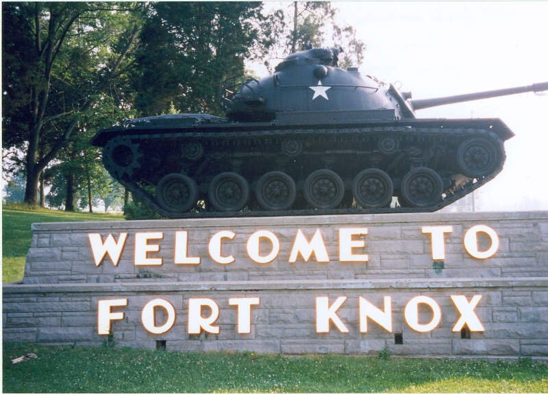 Living In Fort Knox, KY