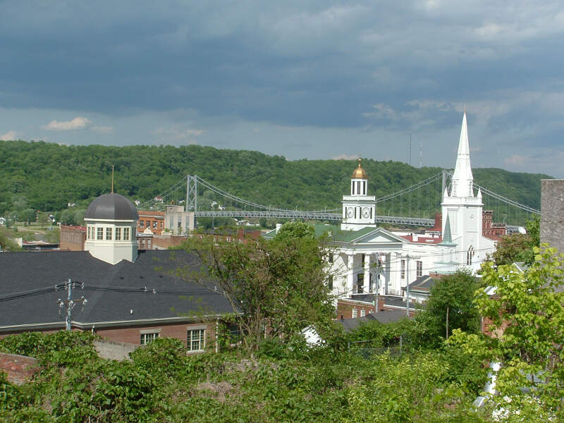 Skyline Of Maysvillec Kentucky