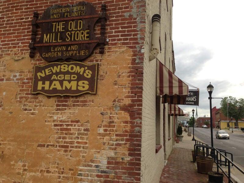 Nancy Newsoms Hams