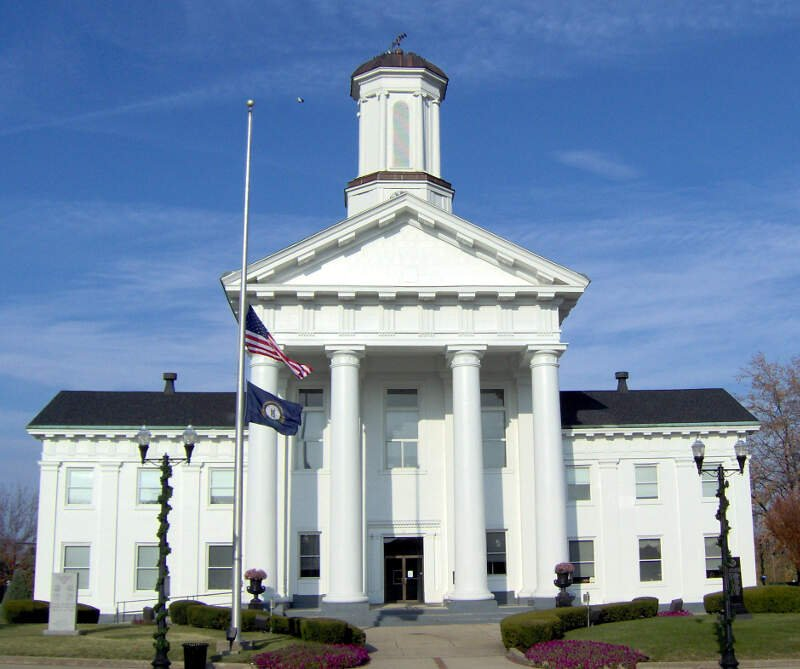 Madison Countyc Kentucky Courthouse