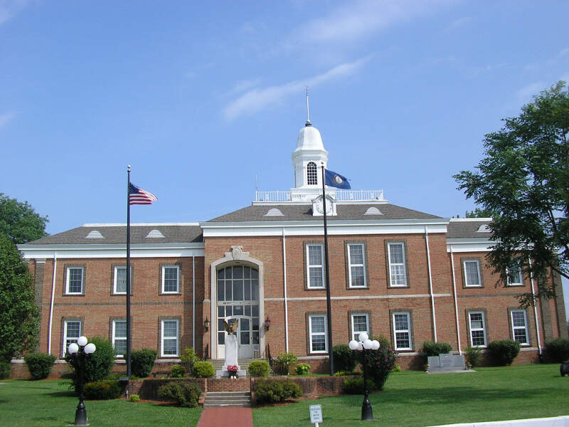 Monroe County Kentucky Courthouse