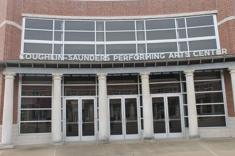 Coughlin Saunders Performing Arts Center Revised In Alexandriac La Img