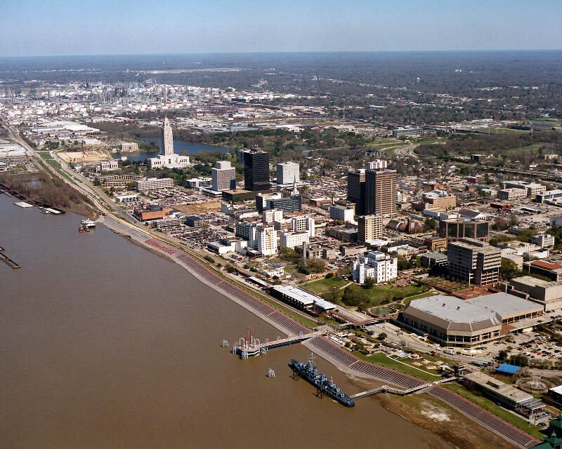 Worst Neighborhoods In Baton Rouge