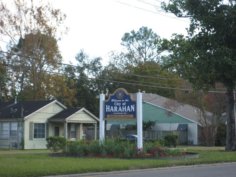 Living In Harahan, LA