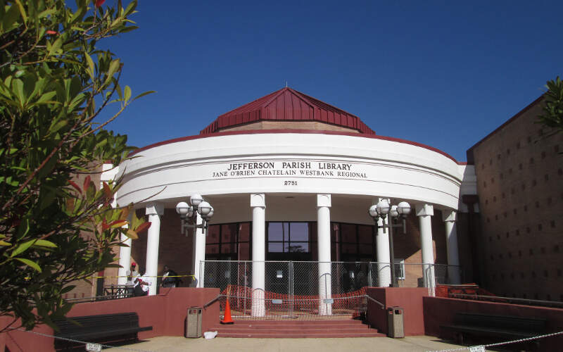 Harvey La Mch Jeff Wbank Library