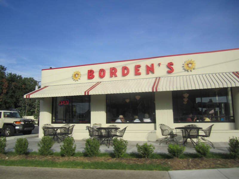 Bordens Outlet In Lafayettec La Img