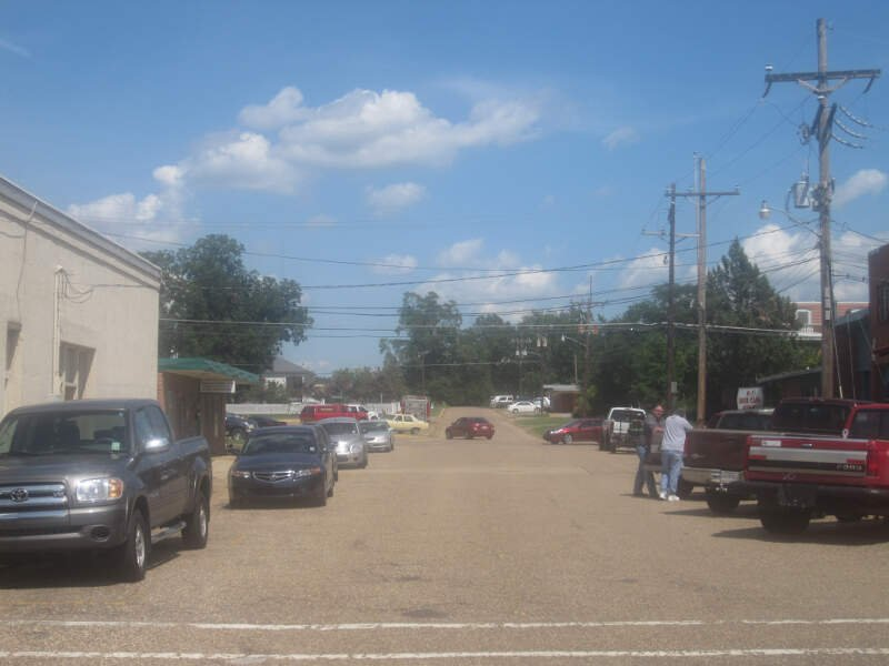 Another View Of Downtown Mansfieldc La Img