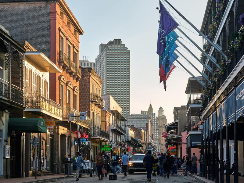 Richest Neighborhoods In New Orleans