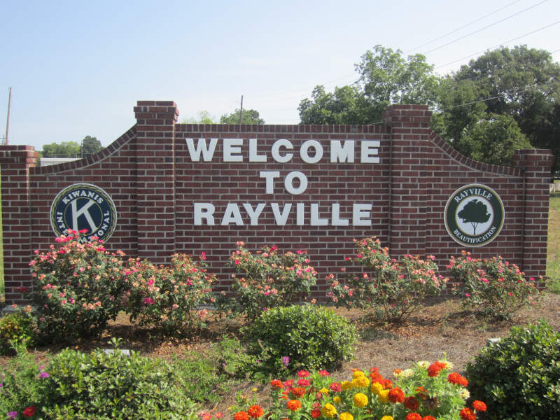 Rayvillec Lac Welcome Sign Img