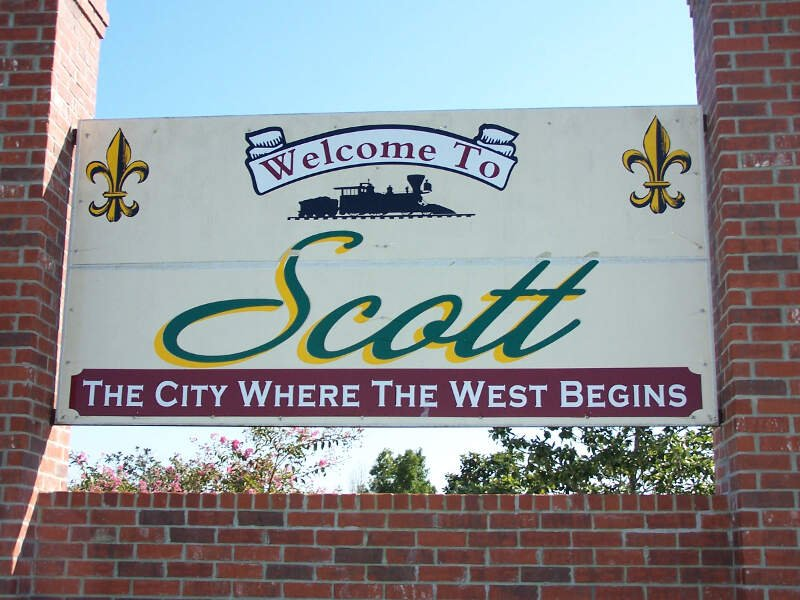 Scott - Safest Places In Louisiana