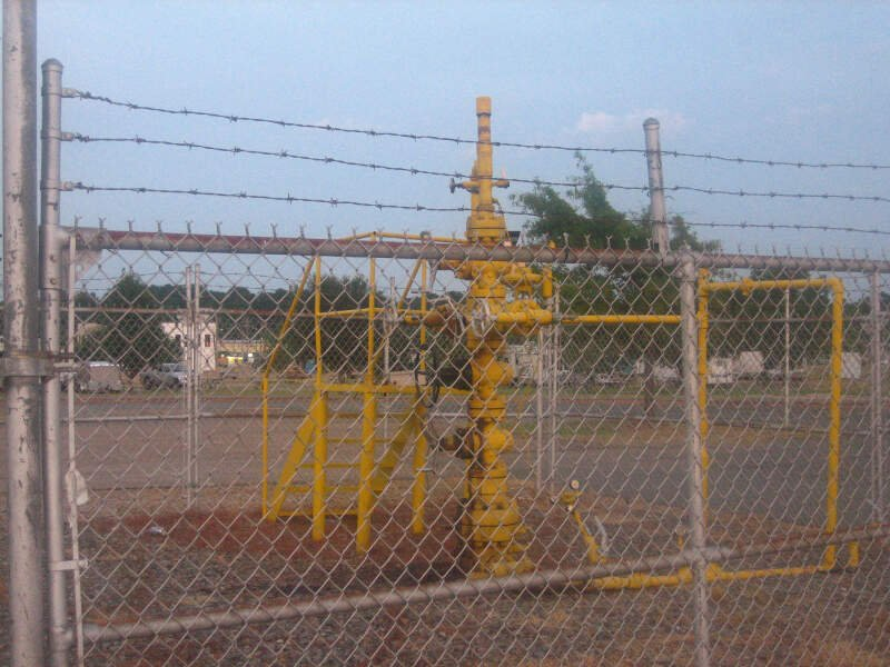 Natural Gas Well In Springhillc La Img