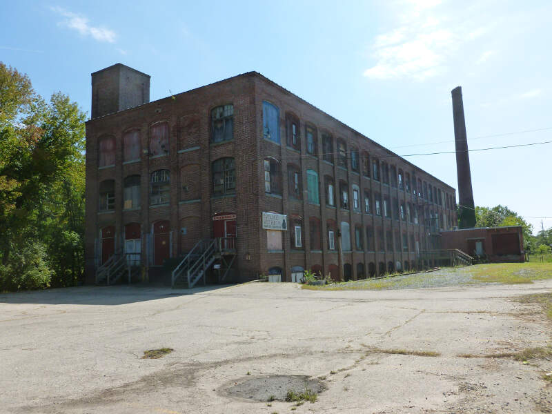 Ramahlos West End Gym At Former Hockmeyer Family Waterhead Millb North And West Sidesb Lowellc Mab