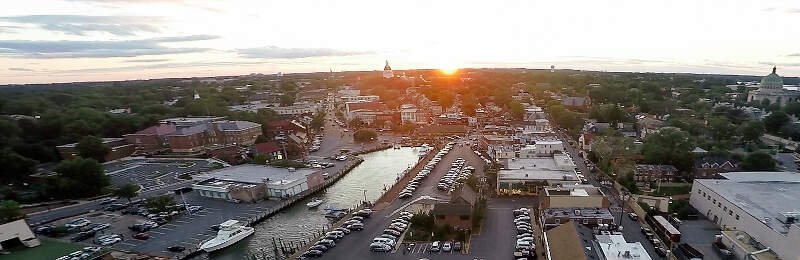 Annapolis Maryland Wide By D Ramey Logan With Grant Jensen