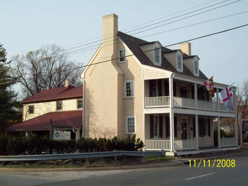 George Washington House Nov