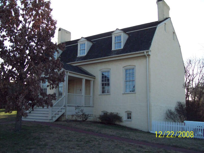 Hilleary House Dec