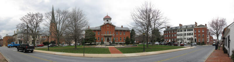 Frederick   City Hall