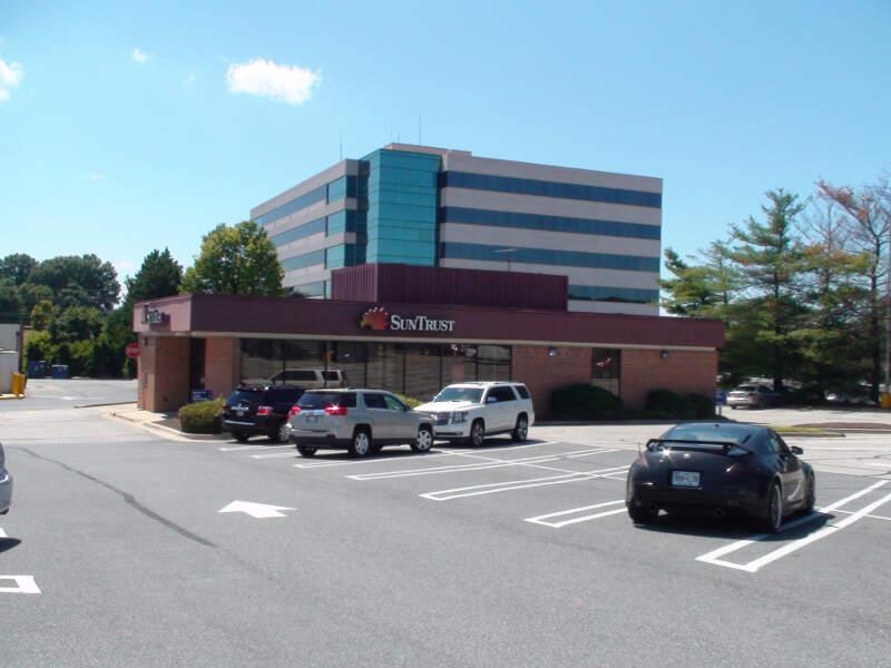 Suntrust Bankc Gaithersburgc Marylandc August C