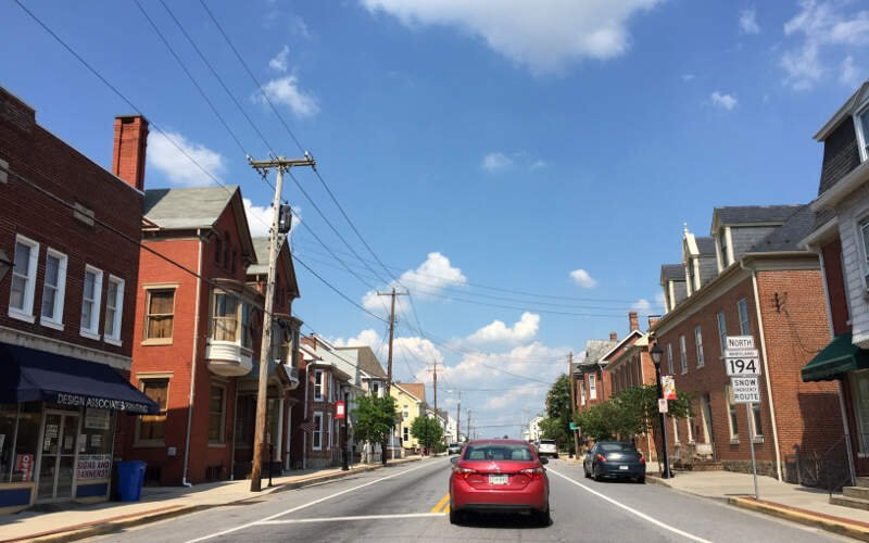 Taneytown, MD