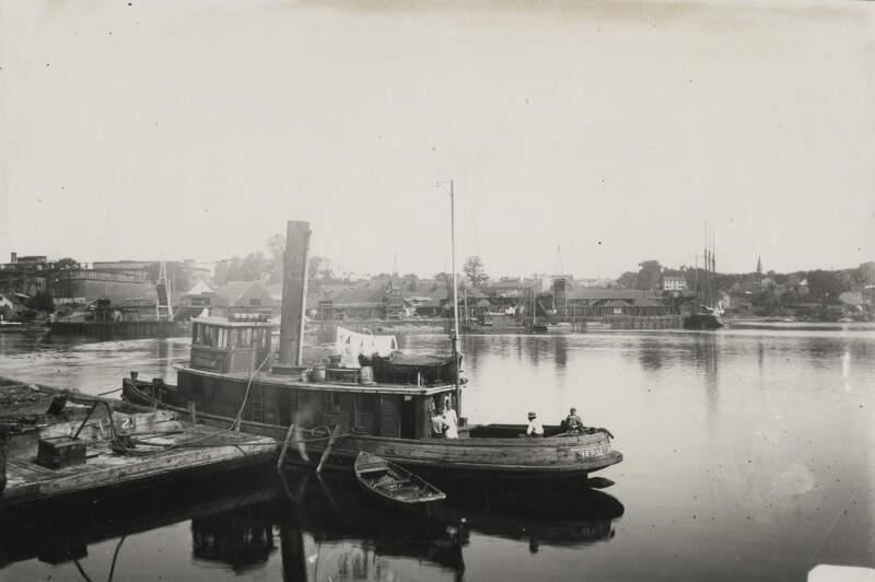 Tugboat Hersey