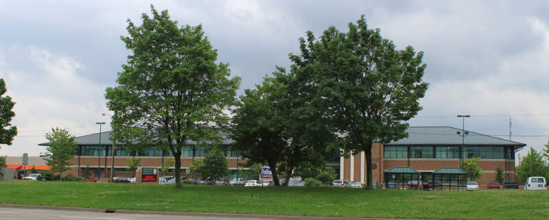 Dearborn Heights Michigan Justice Center