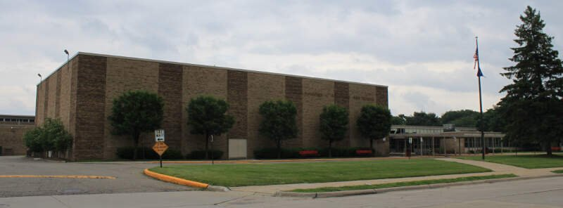 Robichaud High School Dearborn Heights Michigan