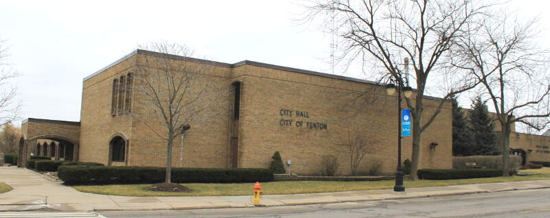 Fenton Michigan City Hall