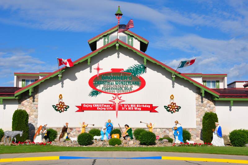 Bronners Christmas Wonderland