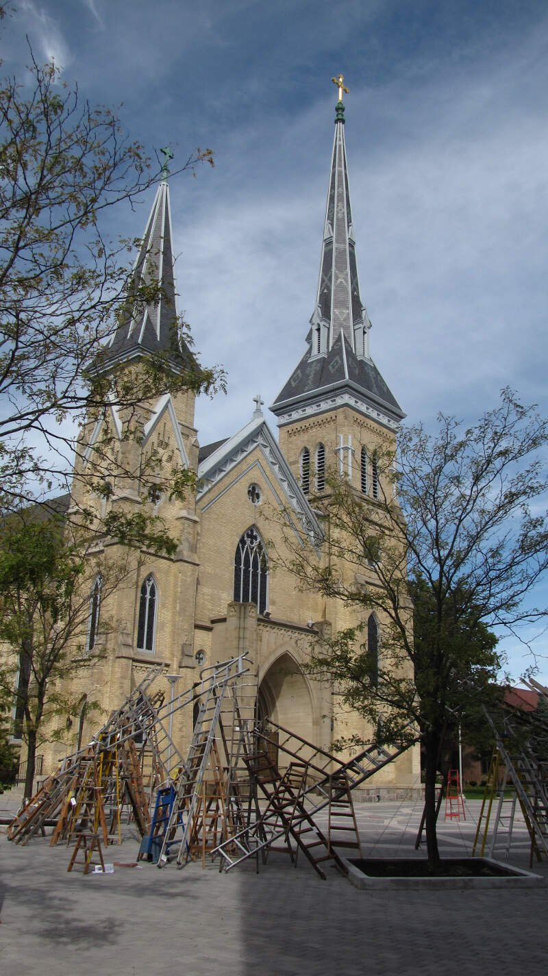 Cathedral Of St Andrewc Grand Rapids Michigan