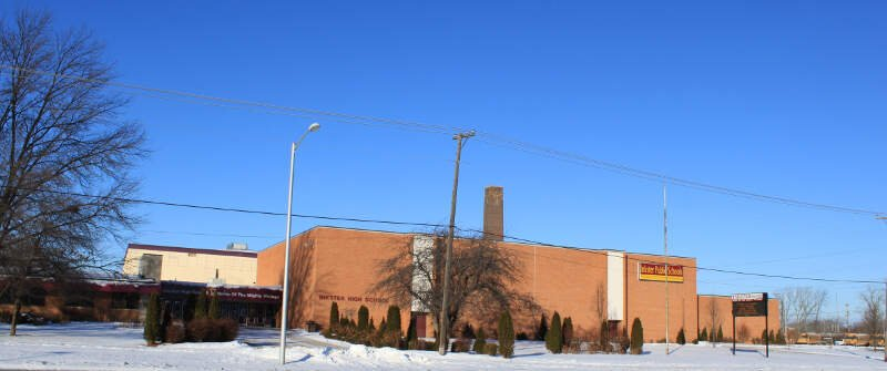 Inkster High School Michigan