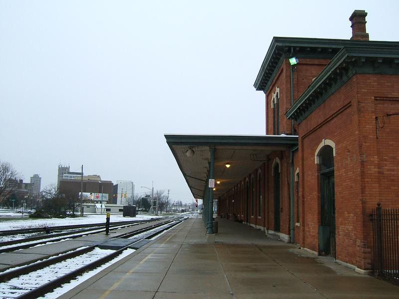 Jacksonc Mi Amtrak Station