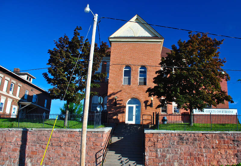 Baraga County Courthouse And Annex