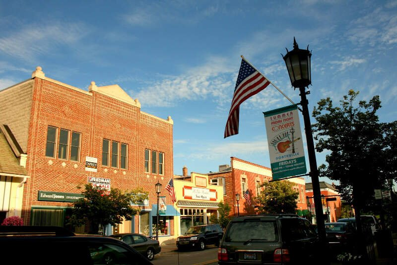 Northville Downtown