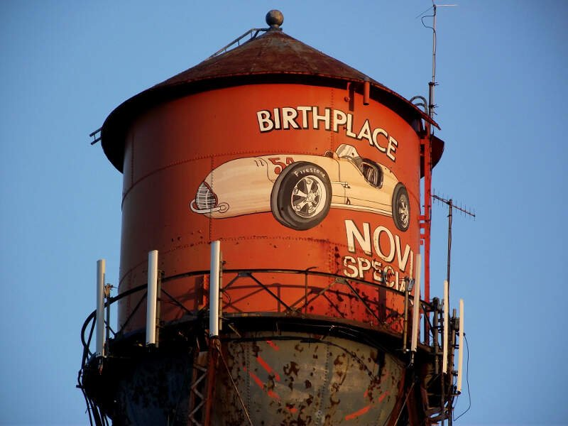 Novi Special Water Tower