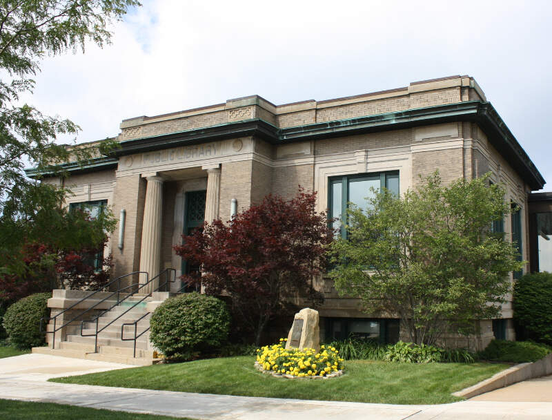 Petoskey Michigan Public Library