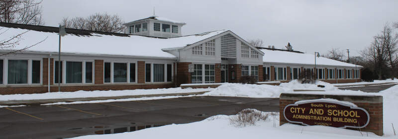 South Lyon Michigan City And School Administratrion Building