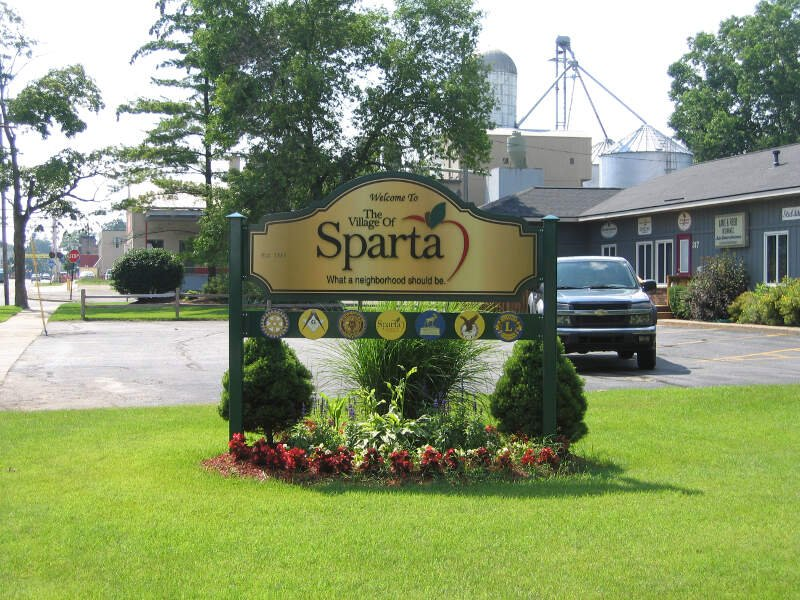 Sparta, Michigan