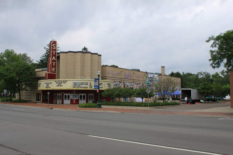 State Wayne Theaterc Wayne Michigan